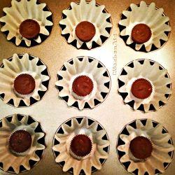 Hidden chocolate surprises are the BEST KIND